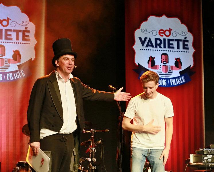 VIP event Varieté