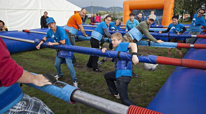 Teambuilding Den dračích lodí